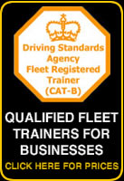 Fleet training with Aspire School of Motoring